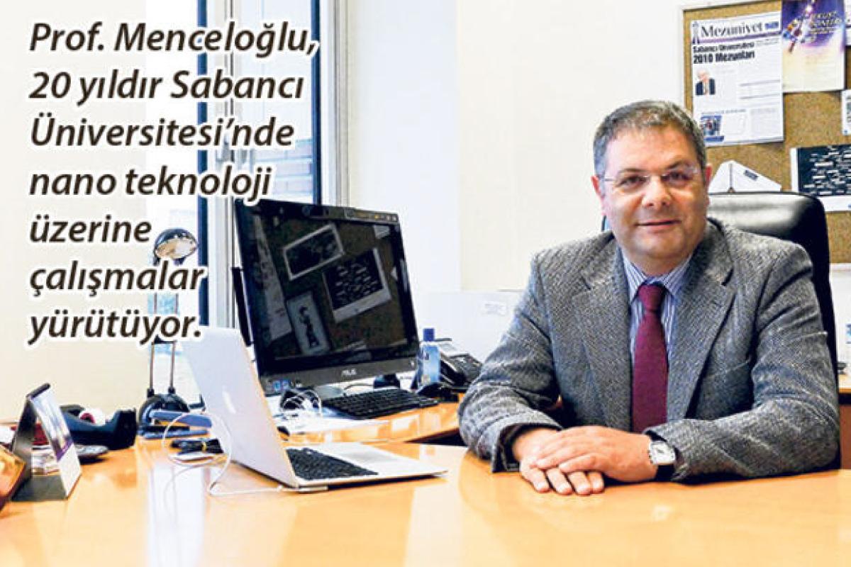 Yusuf Menceloğlu Antimic Sabancı Üniversitesi