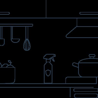Antimic Bireysel Kullanım Mutfak